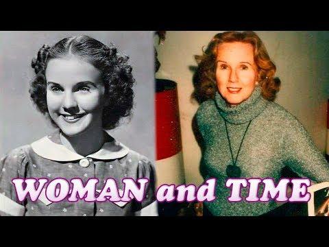 WOMAN And TIME: Deanna Durbin