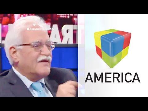 Pignanelli insultó al aire a Fernando Iglesias en Intratables
