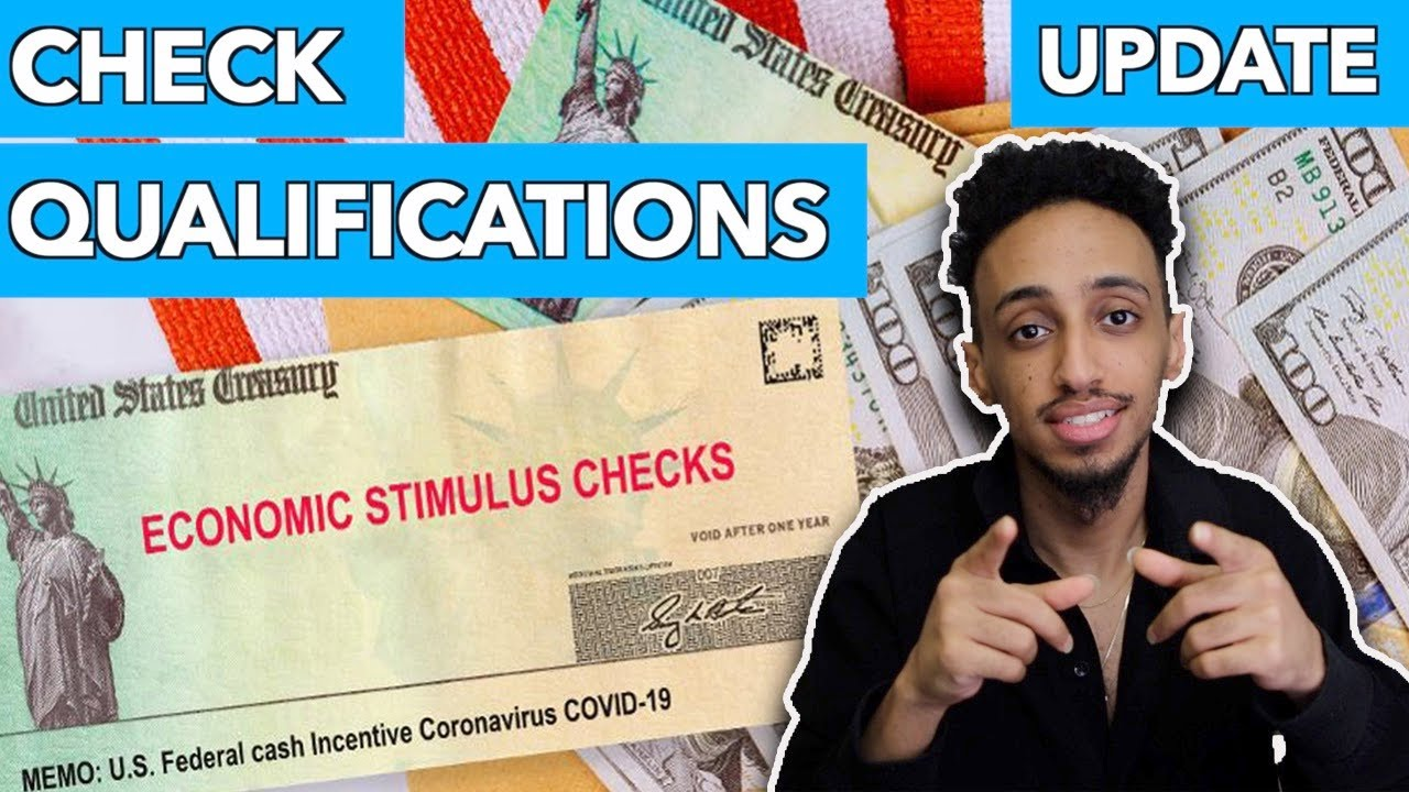 Who Will Qualify For Second Stimulus Check Payment? - YouTube
