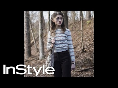 7 Things To know About 'Stranger Things' Natalia Dyer | InStyle