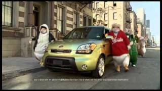 Funny Hamsters - Fat Boy Slim - Weapons of Choice - Kia Advert - 2010