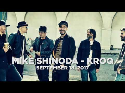 Mike Shinoda of Linkin Park - KROQ Interview: September 18 2017 - One More Light, Chester Bennington