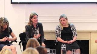 44 Club Marketing to Women: Chair Amelia Torode hosts panel Q&A