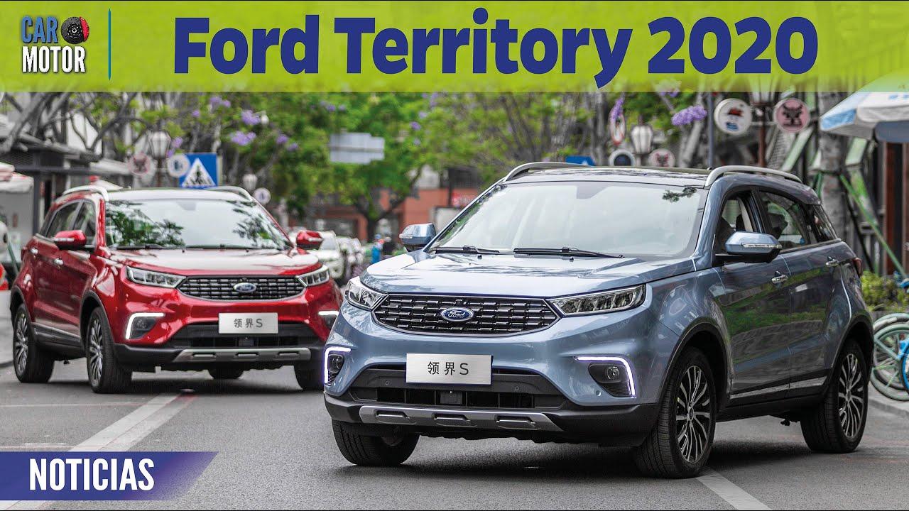 Ford Territory 2020 - Llega una nueva SUV compacta | Car Motor