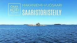 Saaristoristeily Hakaniemestä Vuosaareen - Helsingin kauneimmat maisemat