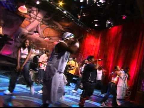 Missy Elliott feat. Nelly Furtado -  Get Ur Freak On (Live @ Jay Leno)