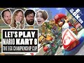 Let's Play Mario Kart 8 Deluxe - Live From EGX!