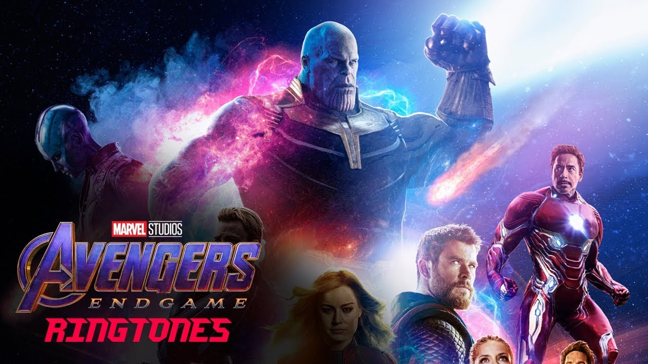 6 27 MB] Top 5 Best Avengers Endgame Ringtones 2019 | Ft