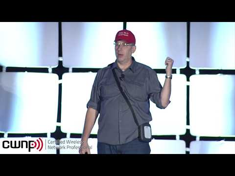 2017 Wi-Fi Trek: Session 20 - Bryan Harkins (Make Wifi Great Again)