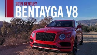 Bentley Bentayga V8 Review Test Drive Road Test