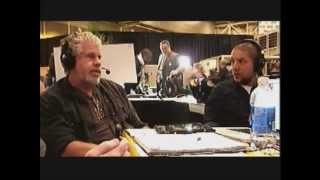 BaDD Radio Talks to Ron Perlman and Theo Rossi from Sons of Anarchy