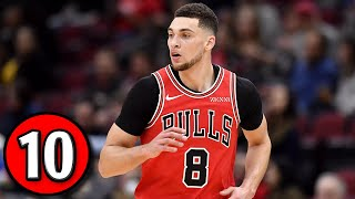 Zach LaVine Top 10 Plays of Career
