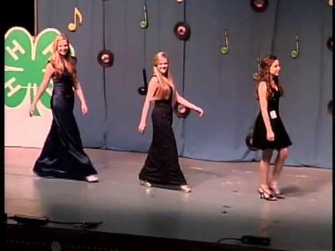 4-H Fashion Show - 2013 Williamson County Fair