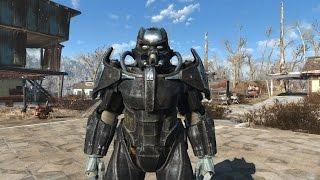 Где найти силовую броню X-02 Fallout 4 Моды