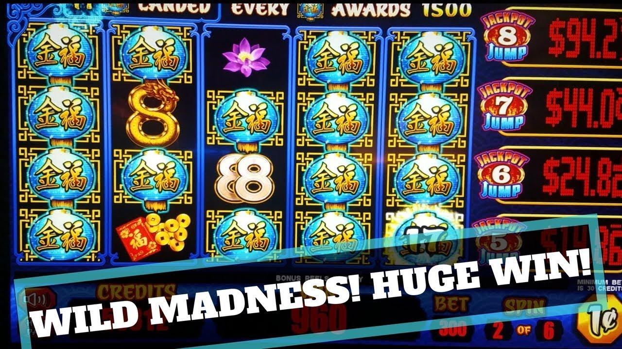Jackpot Win With Golden Era