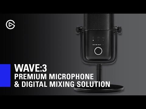 Elgato Wave:3 Product Trailer