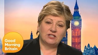 Download Emily Thornberry Refuses to Confirm or Deny if Labour Will Ever Use Trident   Good Morning Britain Mp3 and Videos