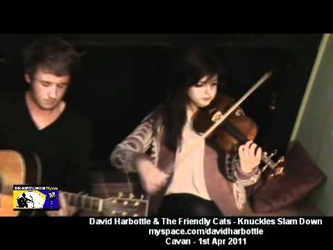 David Harbottle & The Friendly Cats - Knuckles Sla...