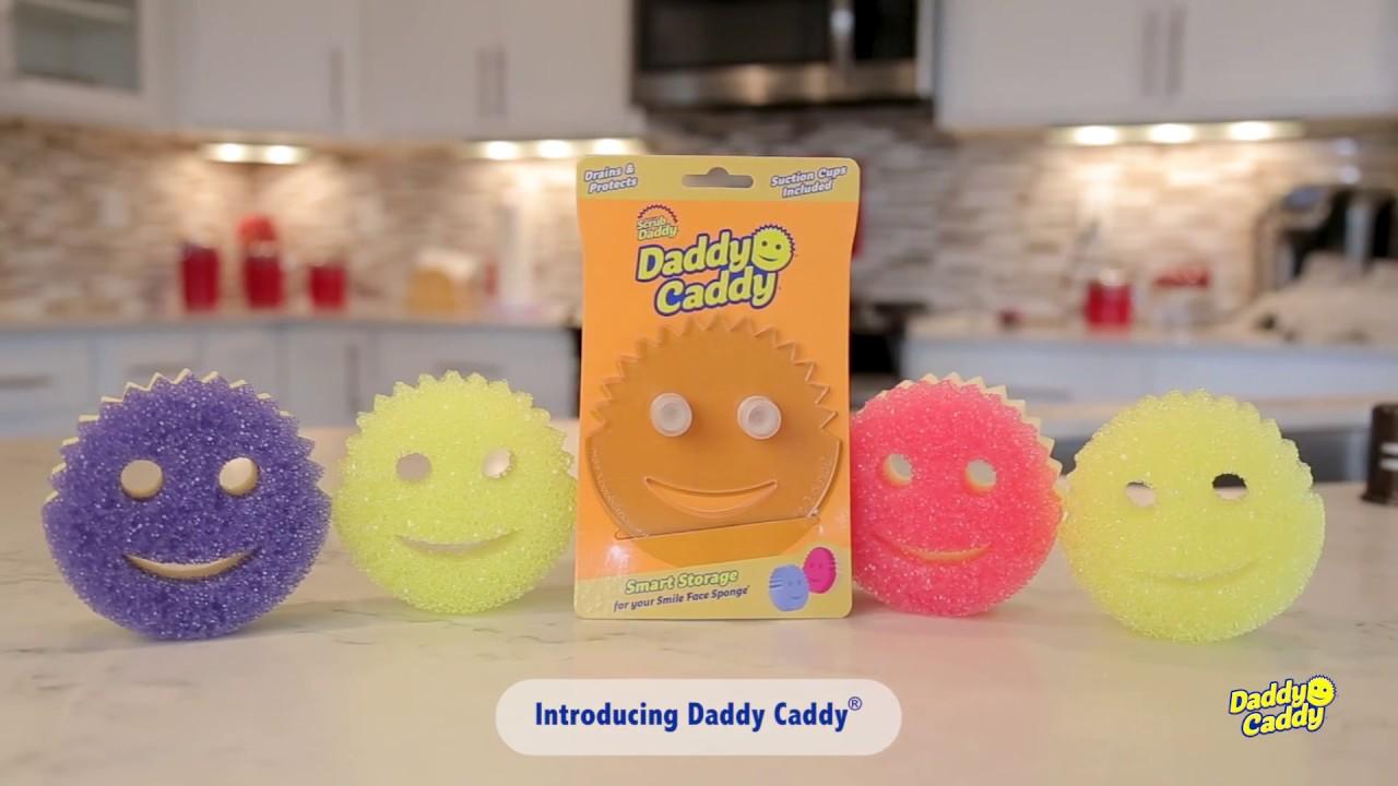 Scrub Daddy Daddy Caddy Sponge Holder