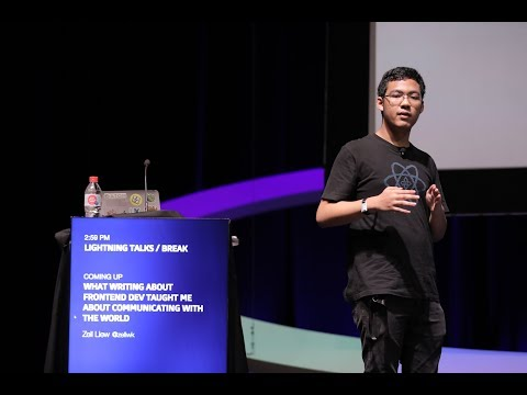 Phoomparin Mano: For The Love Of Web Assembly - Lightning Talk - JSConf.Asia 2018