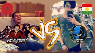 FATAL FRAG VS JANO GAMING / فەتەڵ فراگ بەرامبەر جانۆ ، کامیان.؟