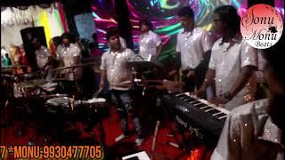Sonu & Monu Beat's Ply Khandraya zali Mazi Dayana at Kandivali Haldi Show 2019
