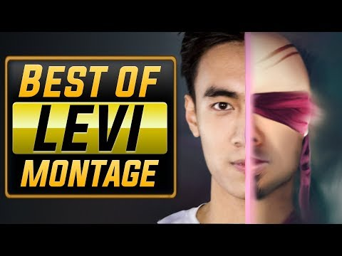 """Levi Montage """"The Styling Jungler"""" (Best Of Levi)   League of Legends"""