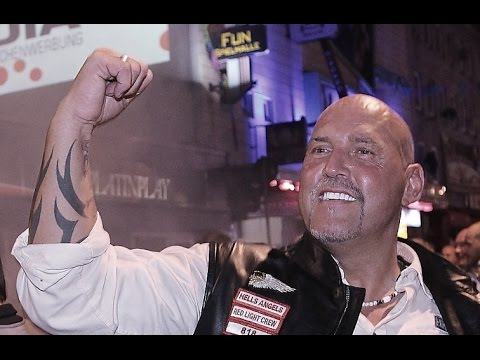Die Frank Hanebuth ( Hells Angels ) Doku 11.9.2016 unkommentiert