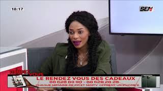 L'actrice sénégalaise Bintou Goudiaby se livre dans RENDEZ-VOUS