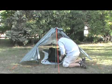 & Canopy Tent With Inner Net - YouTube