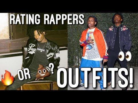 Rating Rappers Outfits - Playboi Carti