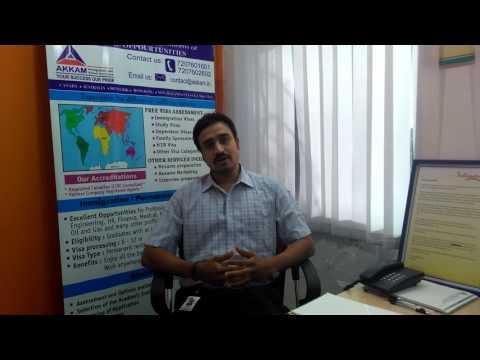 Australia Visa Immigration Consultants In Telugu - Akkam Overseas Services Pvt Ltd