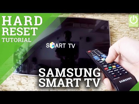 Hard Reset SAMSUNG Smart TV - HardReset info
