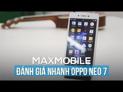 So sánh khi mua điện thoại Zenfone 2 Laser và Oppo Neo 7