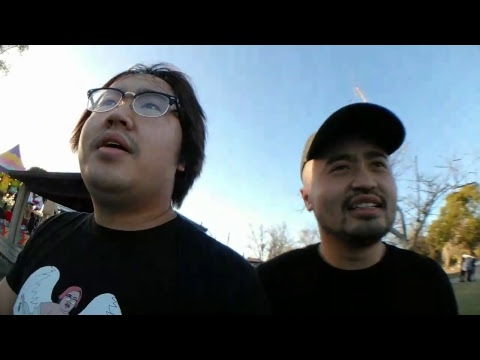 DOG TEXT TO SPEECH @ LUNAR NEW YEAR FESTIVAL | Live Vlog Daily | $5 TTS $20 MEDIA NO ASCEND (injury)
