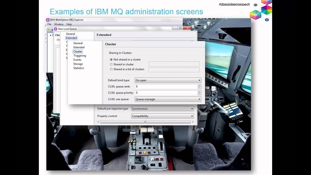 IBM MQ vs Apache ActiveMQ technical and cost comparison @ IBM  InterConnect2015 conference