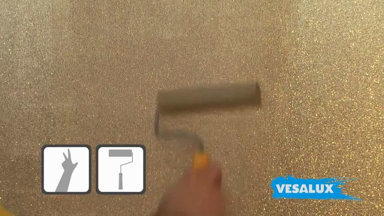Simli Duvar Boyası Modelleri Uygulaması Video Youtube