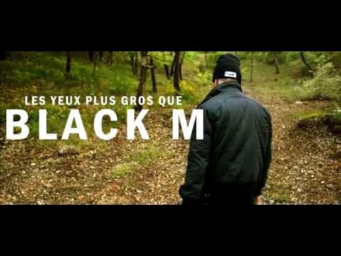 JM13 - Les Yeux Plus Gros Que... BLACK M (Clip Officiel)