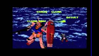 Classic Capture - Mobile Suit Gundam: Chars Counterattack (PS1)(Import)