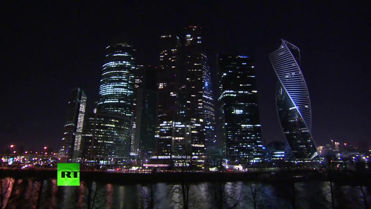 «Час Земли — 2019»: Москва погружается в темноту