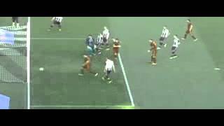 Video Gol Pertandingan Udinese vs AS Roma