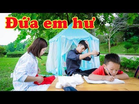 Đứa Em Trai Hư Hỏng ❤ BonBon TV ❤ Quà Tặng Cuộc Sống