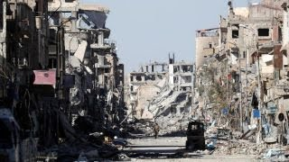 The state of ISIS after the fall of Raqqa thumbnail