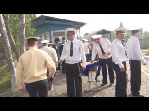 Празднование 95-летия пограничных войск, г. Дальнереченск