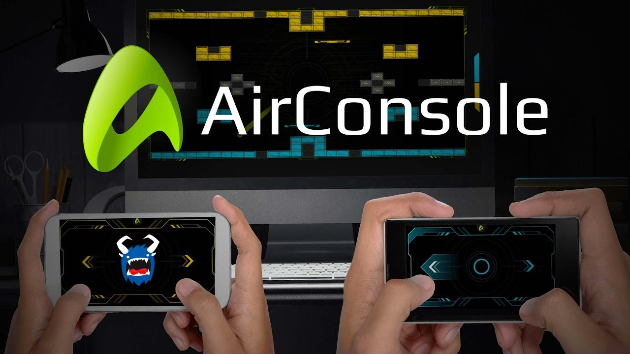 Play Free Games at AirConsole.io
