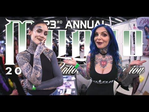 Milano Tattoo Convention 2018 | Killer Ink Tattoo