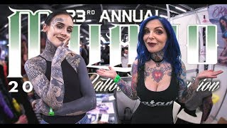 Milano Tattoo Convention 2018 | Killer Ink Tattoo