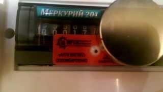 видео Как бороться с антимагнитной пломбой на электросчетчике