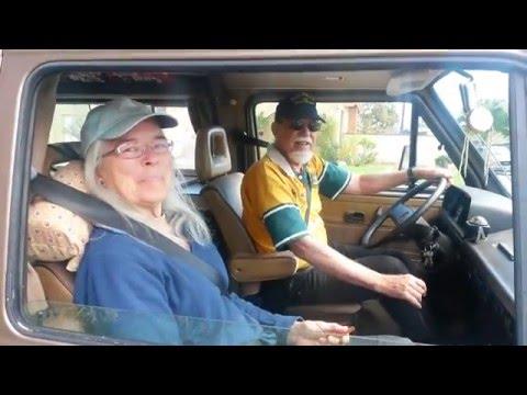 Tom's 1985 Volkswagon Westfalia Camper Van