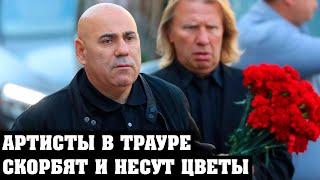 Господи! Какое Горе... Сегодня ушёл из жизни известный режиссёр и муж актрисы Маргариты Тереховой